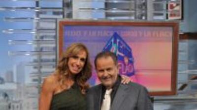 La mancuerna más espectacular celebra 12 años en el programa El Gordo y...