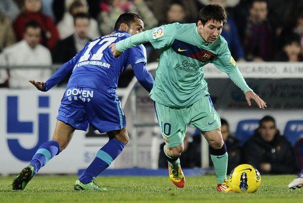 El Barcelona perdió, es noticia, y quedó a 6 puntos del Real Madrid.