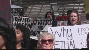 Activistas y líderes comunitarios exige justicia para David Joseph