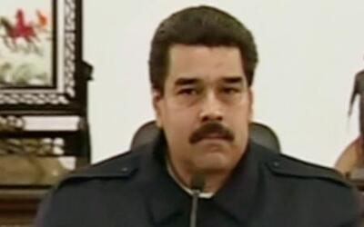 Maduro ordenó racionar las compras de víveres y gasolina