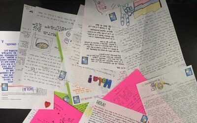 Cartas que se han intercambiado guerrilleros de las FARC con colombianos.