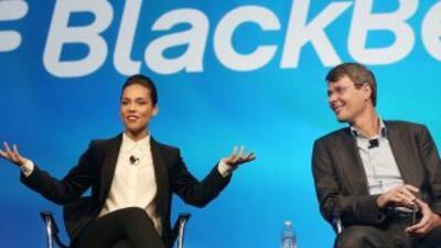 La compañía tecnológica canadiense Blackberry prescindirá de los servici...