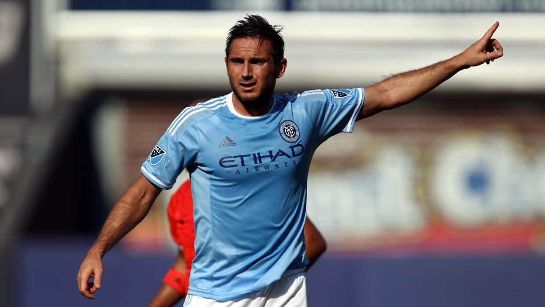 Frank Lampard, NYCFC