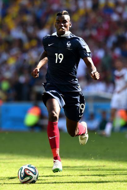 Paul Pogba   Juventus   Es un mediocampista ofensivo con grandes condici...
