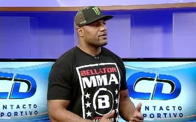 Rampage Jackson habla sobre el bullying