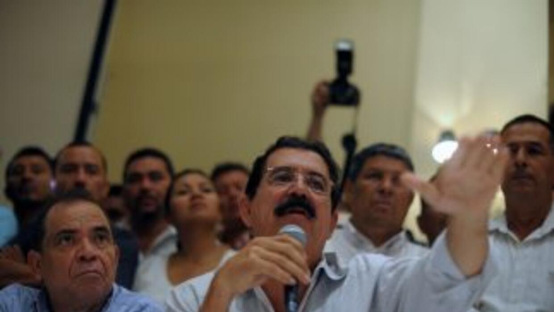 El expresidente señaló que un conteo realizado por su partido indica que...