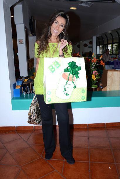 Lourdes Dussauge,Directora General Relaciones Públicas en Televisa fue...
