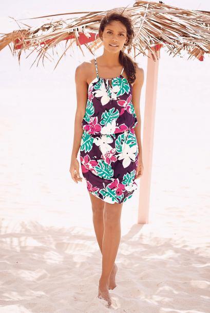 H&M también proponer los vestidos ligeros y uno que otro vaporoso, confe...