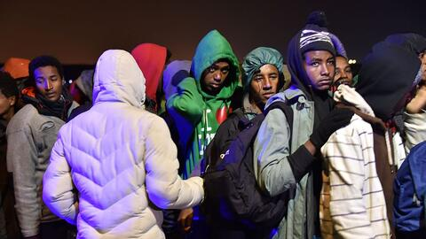 Miles de inmigrantes serán redistribuidos a centros de todo el país.