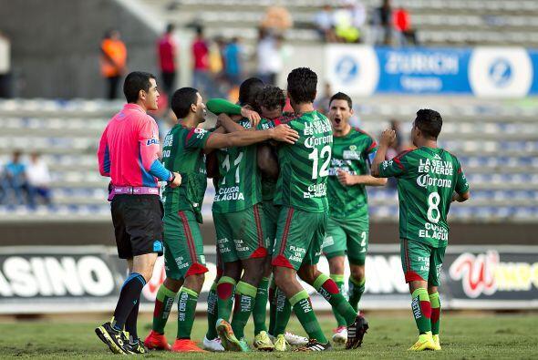 Jaguares es otro de los equipos que si ganan o sacan puntos en estas fec...