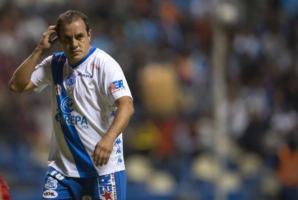El 10 del Puebla, América y la selección mexicana complementó diciendo:...