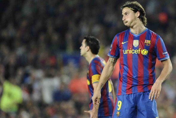 Ese gol no era suficiente para que Barcelona avanzara a la Final y su at...