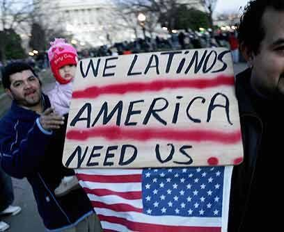 MillonesLos hispanos que residen en Estados Unidos se han convertido en...