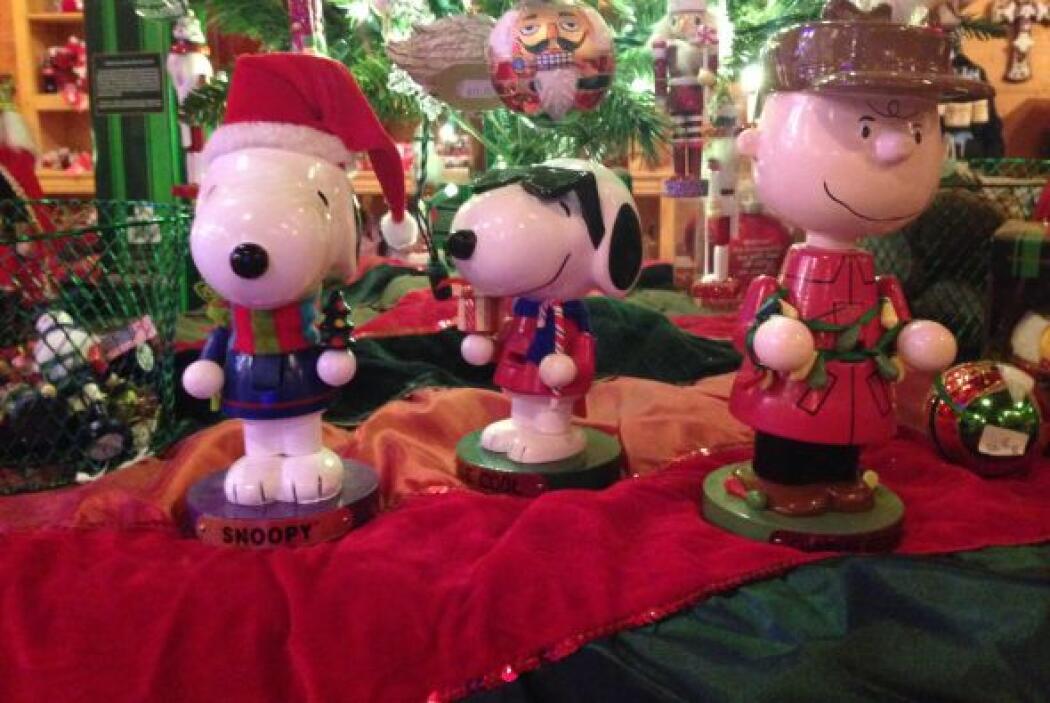 Nada más tradicional que una Navidad al estilo de Charlie Brown y Snoopy.