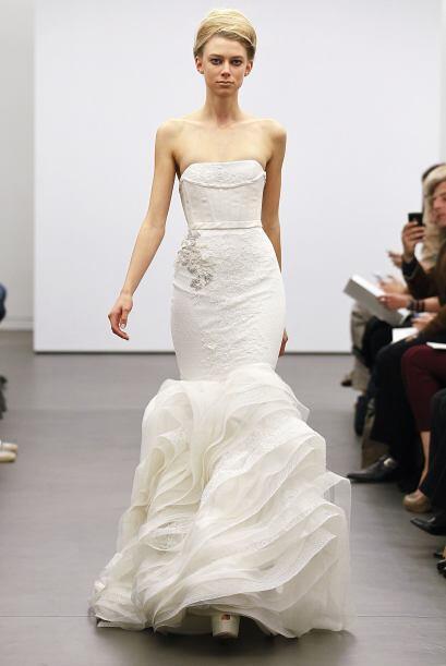 """""""Elegir el vestido va a ser lo más fácil cuando nos p..."""