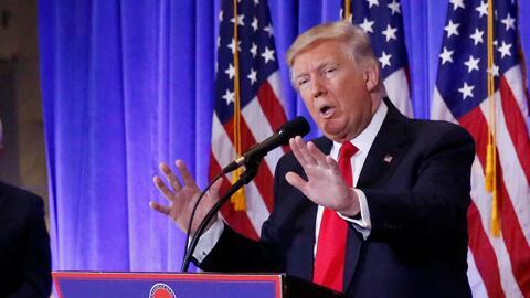 Polémica por cancelación de Donald Trump a evento de conmemoración a Mar...