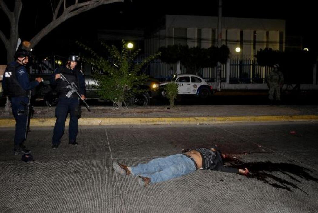 """""""Los Zetas controlan varias rutas que les permiten moverse desde Guatema..."""