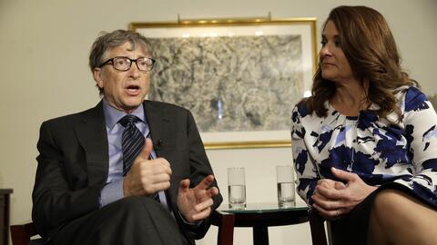 La Fundación de Bill y Melinda Gates donó $210 millones a...