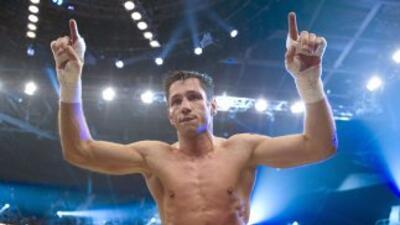 Felix Sturm campeón mundial mediano FIB: