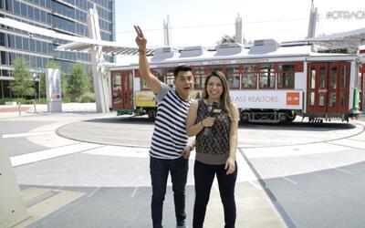 Otra Onda: Desde el Dallas Trolley y Play-N-Skillz