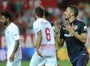 Atlético Madrid goleó de visita al Sevilla