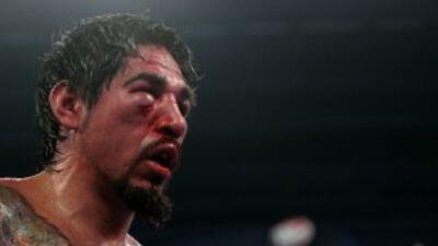 Antonio Margarito fue castigado por Manny Paquiao durante 12 rounds, el...
