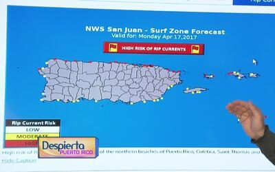 ¿Cuáles son las playas más peligrosas de Puerto Rico?