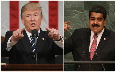 """Nicolás Maduro prometió """"sorpresas"""" en su relación con Donald Trump"""
