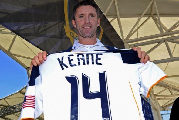 Robbie Keane es considerado uno de los mejores jugadores irlandeses de l...