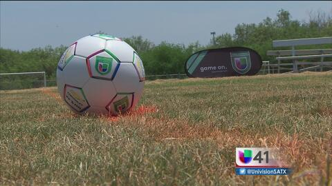 Todo listo para Copa Univision San Antonio