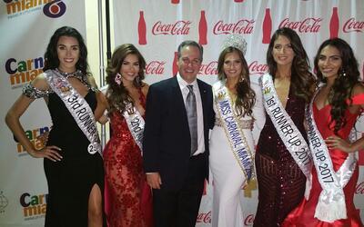 ¡Nueva reina, Daniela Albrecht!Jacqueline Casale (1er Finalista)Me...