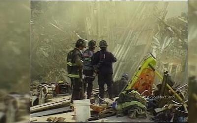 Los rescatistas del 9-11 padecen cáncer