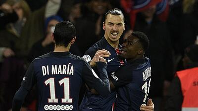 PSG se mantiene como líder en la Ligue 1
