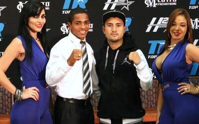 Félix Verdejo contra Oscar Bravo en Solo Boxeo por Unimás