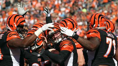 Highlights Semana 8: Batimore Ravens vs. Cincinnati Bengals