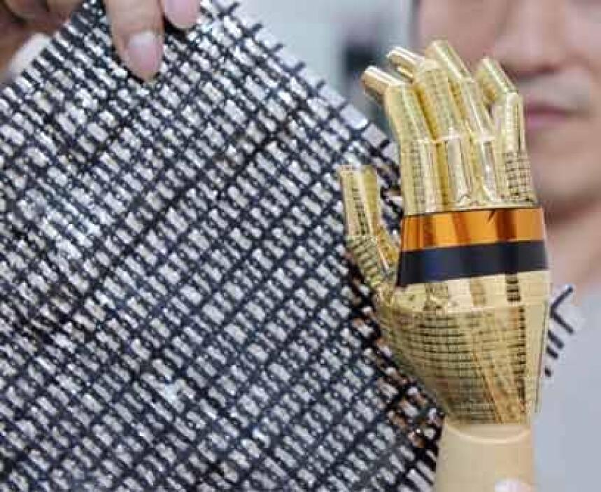 Fabricante de partes del cuerpo. La ciencia y su tecnología se ha desarr...