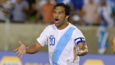 Carlos 'Pescadito' Ruiz.