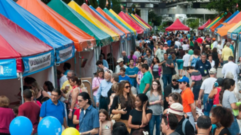 Feria del Libro de Miami