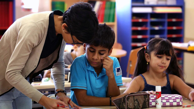 Un estudiante discapacitado puede tener un buen desempeño académico y pa...