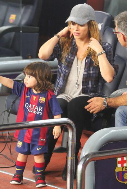 Por ahora se le ve muy entretenido disfrutando del fútbol a nivel de can...
