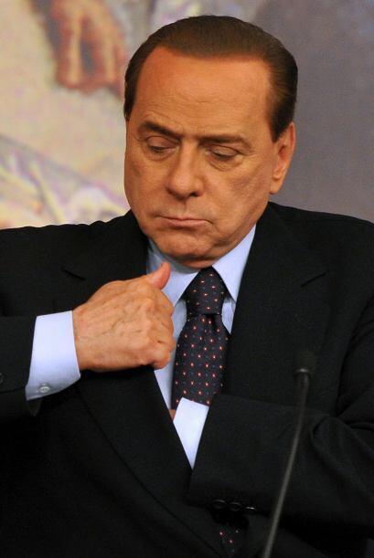 Silvio Berlusconi: El primer ministro italiano conoció la crítica de la...
