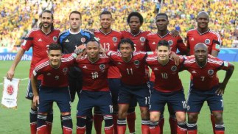 Colombia jugará en Nueva York contra El Salvador.