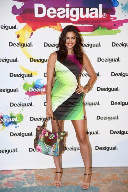 ¡Otra que perdió un poco su buen gusto por la moda fue Irina Shayk! El c...