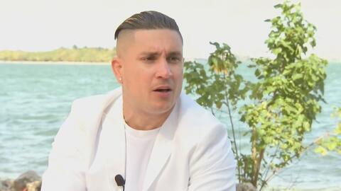 Osmani García rompe el silencio tras salir de un centro de rehabilitación