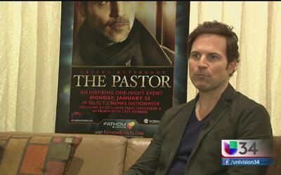 """""""The Pastor"""", una historia que busca transformar vidas"""