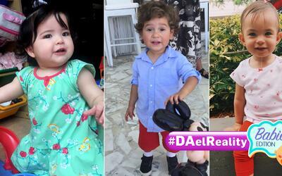 #DAelReality Babies Edition: Mira una probadita de lo que será un 'reali...