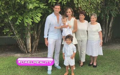 #DAElReality: Los hijos de Satcha Pretto estuvieron felices de conocer a...