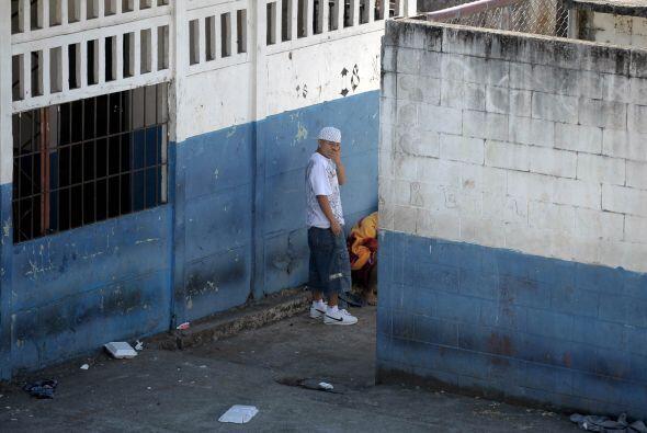 Explicó que el incendio ocurrió en el sector 1 del centro de infractores...