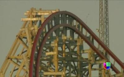 Tragedia en Six Flags de Texas