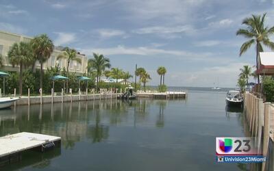 No habrá desalojo en los Cayos de Florida